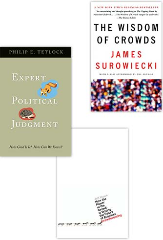 Crowdsourced opinions vs Expert knowledge