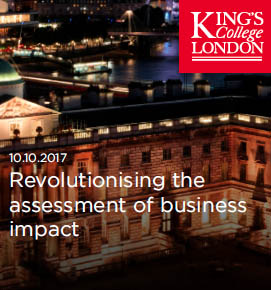 Lepere deploys its OPSIS<sup>©</sup> technology on King's College London research